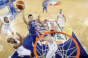 DESCRIZIONE : Madrid Spagna Spain Eurobasket Men 2007 Qualifying Round Germania Italia Germany Italy GIOCATORE : Andrea Bargnani <br /> SQUADRA : Nazioanle Italia Uomini Italy <br /> EVENTO : Eurobasket Men 2007 Campionati Europei Uomini 2007 <br /> GARA : Germania Italia Germany Italy <br /> DATA : 12/09/2007 <br /> CATEGORIA : Special<br /> SPORT : Pallacanestro <br /> AUTORE : Ciamillo&amp;Castoria/JF.Molliere <br /> Galleria : Eurobasket Men 2007 <br /> Fotonotizia : Madrid Spagna Spain Eurobasket Men 2007 Qualifying Round Germania Italia Germany Italy Predefinita :