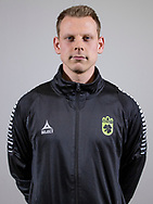 FODBOLD: Massør Mikkel Lindhardsen ved FC Taastrup FC's officielle fotosession den 15. marts 2018. Foto: Claus Birch
