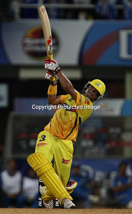 Suresh Raina, Indian Premier League twenty20 cricket final, Mumbai Indians v Chennai Super Kings, 26 April 2010.