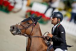 Al Marri Abdullah Mohd, UAE, AMS Catch Me<br /> CSIO Barcelona 2017<br /> © Dirk Caremans<br /> 29/09/2017