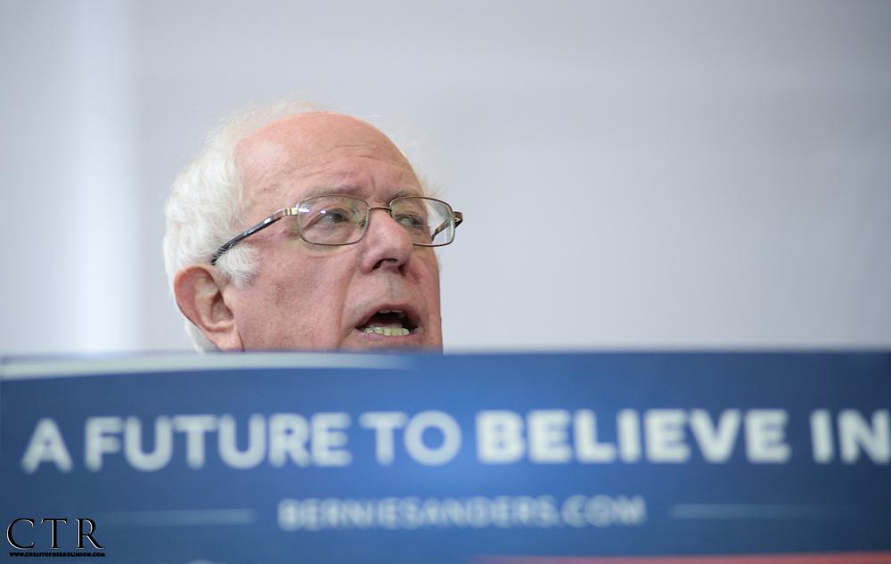 Bernie Sanders Rally<br /> Pittsburgh, PA<br /> 3/31/2016