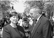 Mary Harney PD TD Bertie Ahern FF TD 3-11-1998