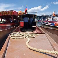 Bongo en el Puerto de Samariapo, estado Amazonas, Venezuela. ©Jimmy Villalta