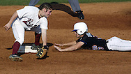 Softball vs. Florida.Dominique Accetturo.March 08, 2006..Photos by: Elliot . Knight.