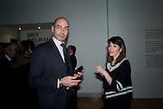 ANTONIO SACCHI; JENNIFER MARTIN, brit Insurance Design Awards 2009. Design Museum. London. 18 March 2009. *** Local Caption *** -DO NOT ARCHIVE-© Copyright Photograph by Dafydd Jones. 248 Clapham Rd. London SW9 0PZ. Tel 0207 820 0771. www.dafjones.com.<br /> ANTONIO SACCHI; JENNIFER MARTIN, brit Insurance Design Awards 2009. Design Museum. London. 18 March 2009.