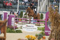 ALEXANDER Edwina, Cevo Itot du Chateau<br /> Kentucky - Alltech FEI WEG 2010<br /> /