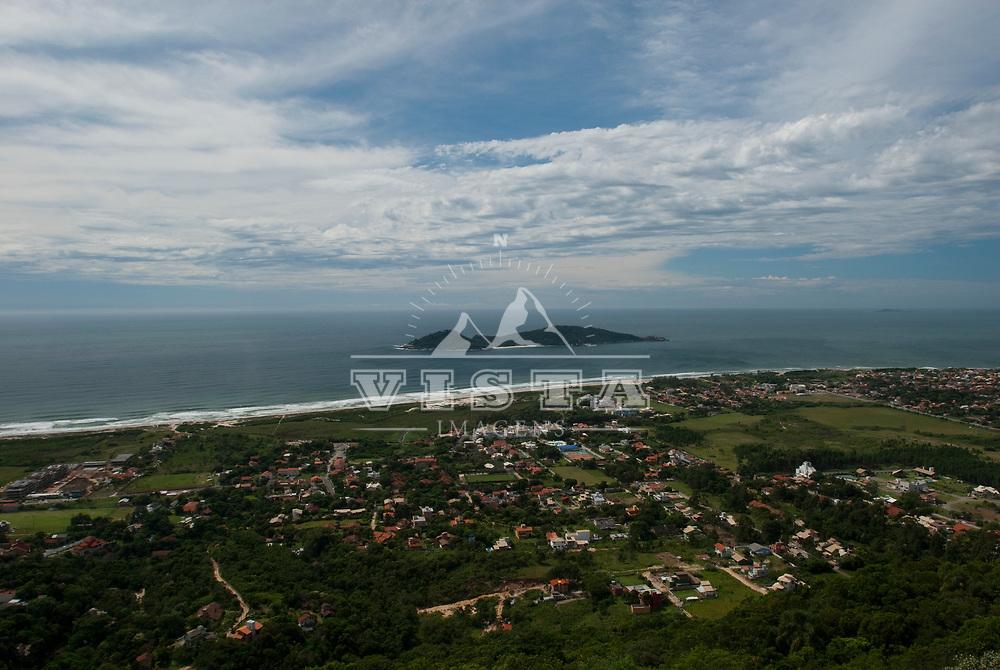 Topo do Morro do Campeche ou do Lampiao, na praia do Campeche, Florianopolis, Santa Catarina, SC, Brasil, foto de Ze Paiva, Vista Imagens.