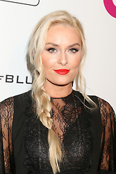 February 24, 2019 - West Hollywood, CA, USA - LOS ANGELES - FEB 24:  Lindsay Vonn at the Elton John Oscar Viewing Party on the West Hollywood Park on February 24, 2019 in West Hollywood, CA (Credit Image: © Kay Blake/ZUMA Wire)
