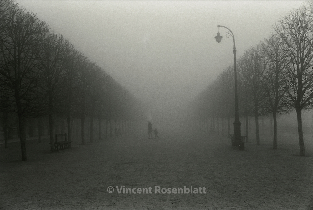 Jardin du Palais-Royal, Paris.