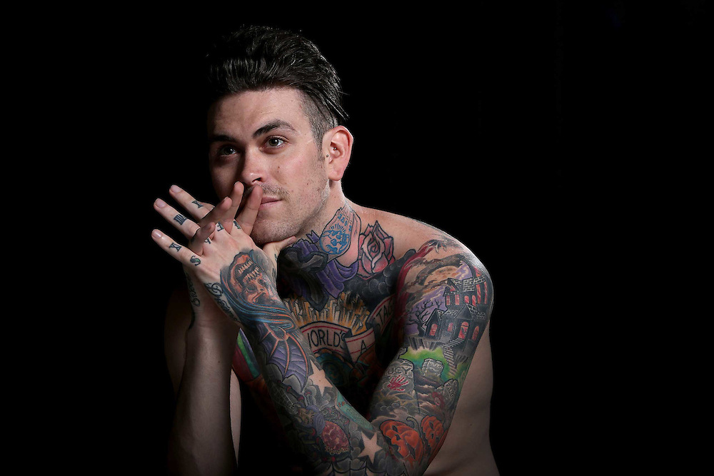 Matthew Garwood - The Tattooed Tenor