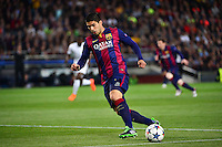 Luis SUAREZ - 21.04.2015 - Barcelone / Paris Saint Germain - 1/4Finale Retour Champions League<br />