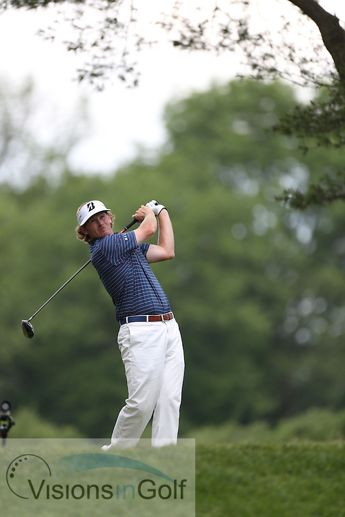 Brandt Snedeker<br /> on the first day at the US Open Championship, Merion East, PA. USA 2013 <br /> Picture Credit:  Mark Newcombe / visionsingolf.com