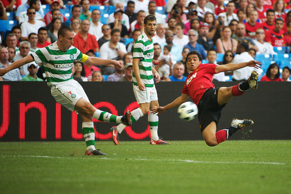 An Exhibition Match between Manchester United and Celtic FC at the Rogers Centre