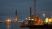 Royal Dock, Grimsby Docks, ABP, Humber,