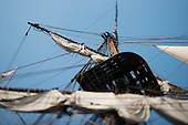Tall Ship Hermione 2015