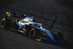 February 28, 2019 - Barcelona, Catalonia, Spain - GEORGE RUSSEL (GBR) from team Williams drives in his FW42 during day seven of the Formula One winter testing at Circuit de Catalunya (Credit Image: © Matthias Oesterle/ZUMA Wire)