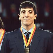 Europeo Stoccarda 1985 premiazioni<br /> vecchiato