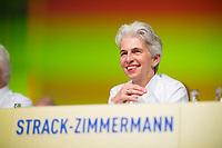 DEU, Deutschland, Germany, Berlin,12.05.2018: FDP-Parteivize Dr. Marie-Agnes Strack-Zimmermann beim 69. Bundesparteitag der Freien Demokratischen Partei (FDP) in der Station.
