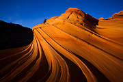 Coyote Buttes North, Vermilion Cliffs National Monument in Arizona.