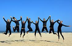 20130718 NED: Beach Team Holland, Scheveningen