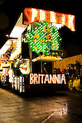 Spiderwick by Britannia Carnival Club at Bridgwater Guy Fawkes Carnival 2009. Twelth in the Feature Cart Open Class.