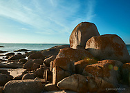 Langebaan rock formation