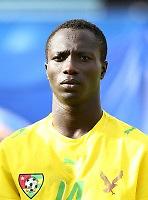 Fussball International U17 WM  Costa Rica 1-1 Togo Koami Ayao (TOG)