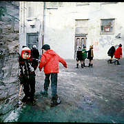 Quebec Kids 1971