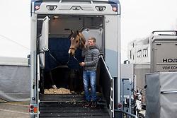 Balsiger Bryan, SUI, Jenkins Ter Doorn<br /> Jumping Mechelen 2019<br /> © Hippo Foto - Sharon Vandeput<br /> 27/12/19