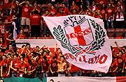 DESCRIZIONE : Milano Lega A 2011-12 EA7 Olimpia Milano Scavolini Siviglia Pesaro Semifinale Play off gara 1<br /> GIOCATORE : Supporters - Tifosi  <br /> CATEGORIA : Supporters - Tifosi<br /> SQUADRA : EA7 Olimpia Milano <br /> EVENTO : Campionato Lega A 2011-2012 Semifinale Play off gara 1 <br /> GARA : EA7 Olimpia Milano Scavolini Siviglia Pesaro Semifinale Play off gara 1<br /> DATA : 29/05/2012<br /> SPORT : Pallacanestro <br /> AUTORE : Agenzia Ciamillo-Castoria/A.Giberti<br /> Galleria : Lega Basket A 2011-2012  <br /> Fotonotizia : Milano Lega A 2011-12 EA7 Olimpia Milano Scavolini Siviglia Pesaro Semifinale Play off gara 1<br /> Predefinita :