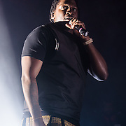 Pusha T performs at the 9:30 Club. He is currently touring behind his second studio album, King Push – Darkest Before Dawn: The Prelude.