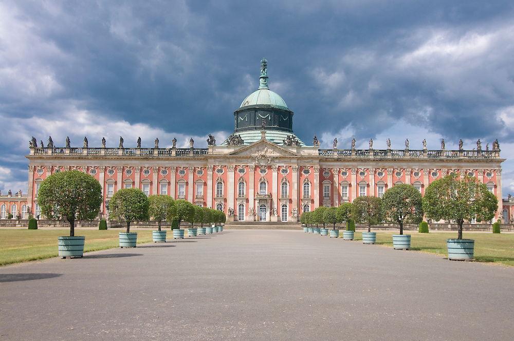 New Palace, part of Sanssouci,Potsdam,Germany