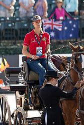 Van Laere Marie-Fleur, BEL<br /> World Equestrian Games - Tryon 2018<br /> © Hippo Foto - Dirk Caremans<br /> 23/09/2018