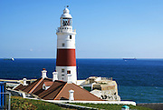 Lighthouse at Europa Point, Gibraltar