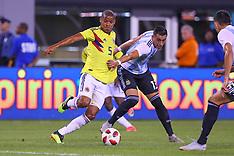 Argentina v Colombia - 11 Sept 2018
