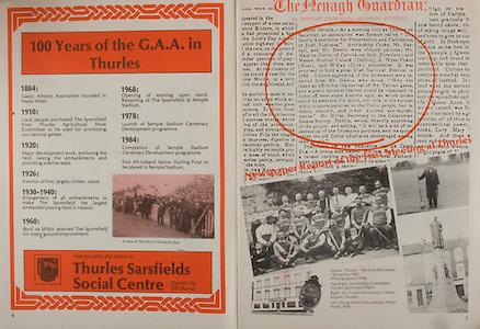 All Ireland Senior Hurling Championship - Final,.02.09.1984, 09.02.1984, 2nd September 1984,.Cork 3-16, Offaly 1-12,.02091984AISHCF,.Senior Cork v Offaly, .Minor Kilkenny v Limerick,.Thurles Sarsfield Social Centre,