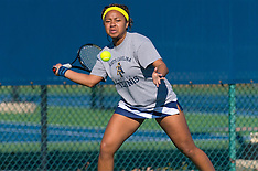 2016 A&T Women's Tennis vs Wofford College