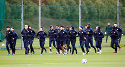 22.11.2010, Colney, London, ENG, UEFA CL, Arsenal Training, im Bild Arsenal's players training, EXPA Pictures © 2010, PhotoCredit: EXPA/ IPS/ Kieran Galvin *** ATTENTION *** UK AND FRANCE OUT!