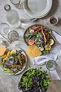 Farmer's Market Veggie Salad