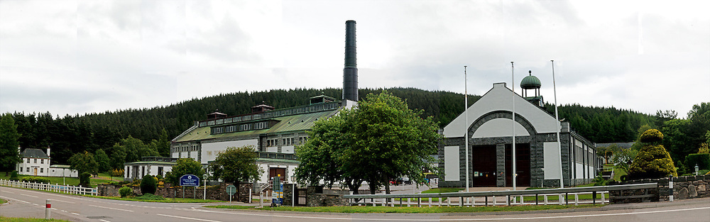 Tormore Distillery, Advie, Speyside