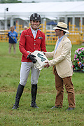Paul Tapner (Australia) at Bramham International Horse Trials 2016 at  at Bramham Park, Bramham, United Kingdom on 12 June 2016. Photo by Mark P Doherty.