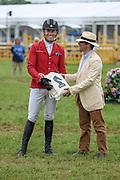 Paul Tapner (Australia) at Bramham International Horse Trials 2016 at  at Bramham Park, Bramham, United Kingdom on 12 June 2016. Photo by Mark P Doherty.