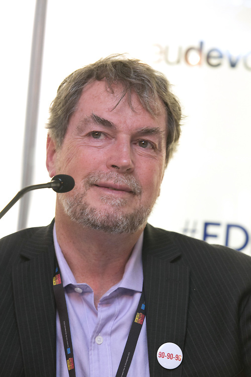 03 June 2015 - Belgium - Brussels - European Development Days - EDD - Health - Shared responsibility for the right to health in the post-2015 agenda - Peter Hill<br /> Professor , University of Queensland , Australia &copy; European Union