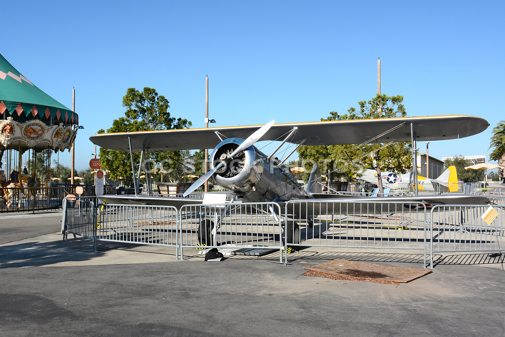Old Plane at Orange County Great Park Irvine