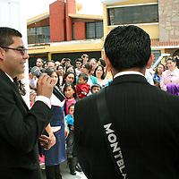 TOLUCA, Mexico.- Inauguran el Centro de Atención Psicopedagógica y Desarrollo Infantil A.C. (CAPPDI), que dará servicio y atención a problemas de conducta, aprendizaje, desarrollo y emocional, en Toluca en la colonia Juárez. Agencia MVT. José Hernández.  (DIGITAL)