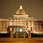 State Capitol (State House), Boston