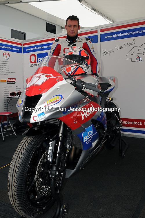 #51 Jamie Poole Quelch Bsd Motorsport Kawasaki