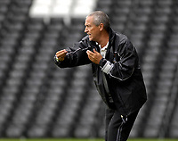 Photo: Daniel Hambury.<br />Fulham v Boavista. Pre Season Friendly. 12/08/2006.<br />Jesualdo Ferreira, head coach of Boavista.