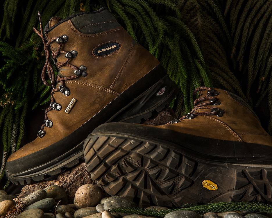 Lowa Hiking Boot, Hiking Boot image, Hiking boot ad, Lowa ad