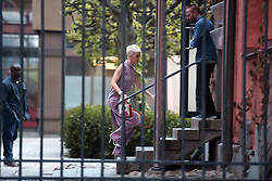 "June 1, 2017 - Stockholm, Sweden - EXCLUSIVE ***..Katy Perry pays a visit to the Universal Music in Stockholm, Sweden 2017-06-01..(c) SÃ""NNÃ…S PER-OLOF   Aftonbladet  IBL BildbyrÃ¥....* * * EXPRESSEN OUT * * *....AFTONBLADET  7240 (Credit Image: © IBL via ZUMA Press)"